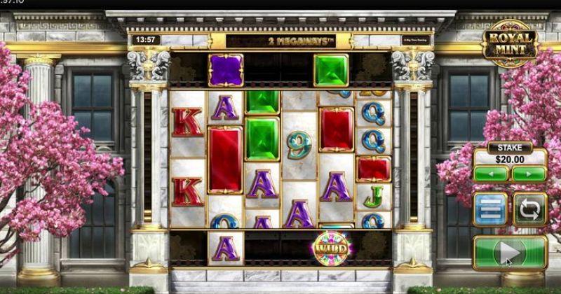 Zagraj w Slot Royal Mint Megaways online od Big Time Gaming za darmo już teraz | Kasynos Online