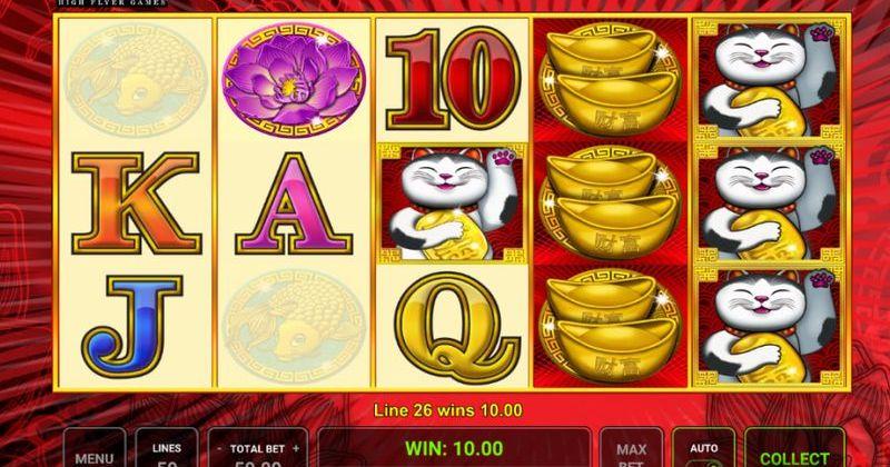 Zagraj w Scat Cat Fortune automat online od GreenTube za darmo już teraz | Kasynos Online