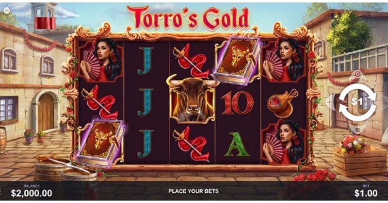 Zagraj w Automat online Torro's Gold od Pariplay za darmo już teraz | Kasynos Online