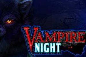 Vampire Night slot online od  EGT Interactive