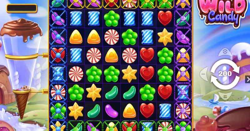 Zagraj w Wild Candy automat online Pariplay za darmo już teraz   Kasynos Online