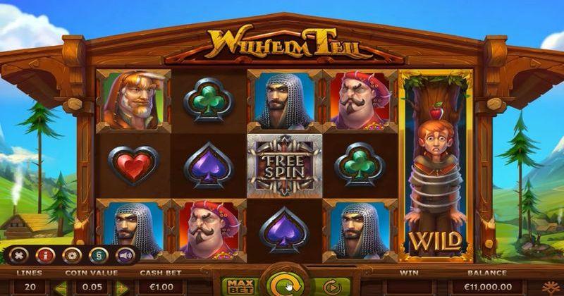 Zagraj w Wilhelm Tell automat online od Yggdrasil za darmo już teraz | Kasynos Online