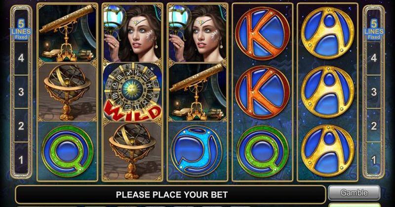 Zagraj w Zodiac Wheel automat online od EGT Interactive za darmo już teraz | Kasynos Online