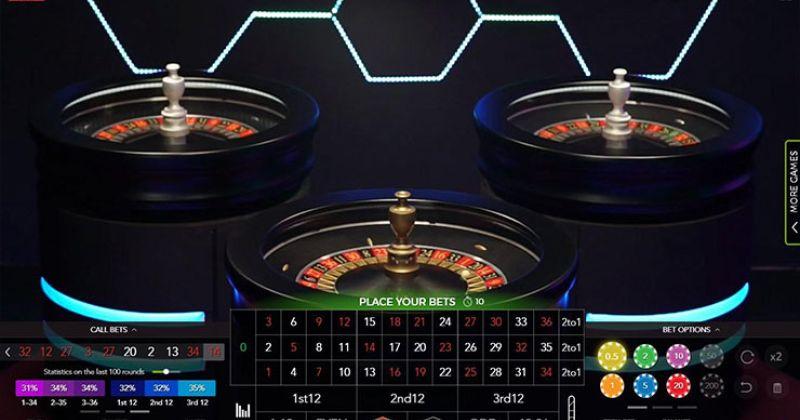 Zagraj w Auto Roulette Vip Live automat online od Authentic Gaming za darmo już teraz | Kasynos Online