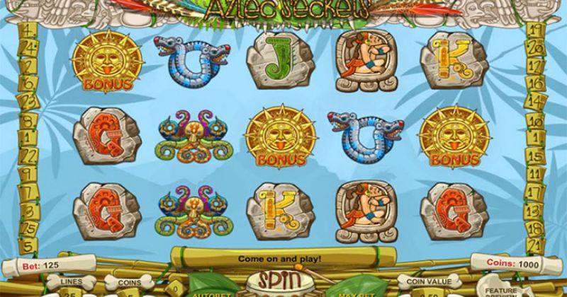 Zagraj w Aztec Secrets slot online od 1x2 Gaming za darmo już teraz | Kasynos Online