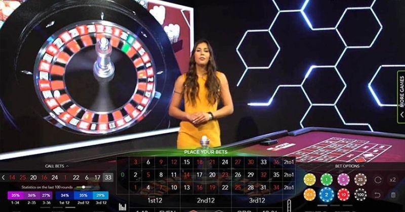 Zagraj w Blaze Roulette automat online od Authentic Gaming za darmo już teraz   Kasynos Online
