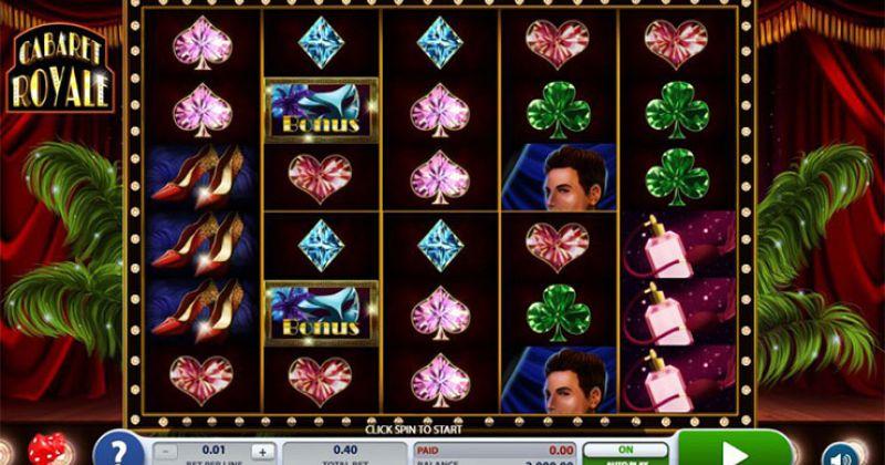 Zagraj w Cabaret Royale automat online od 2by2 Gaming za darmo już teraz | Kasynos Online