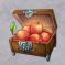 Skrzynia jabłek
