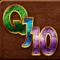 Q, J, 10