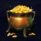 Garnuszek ze złotem