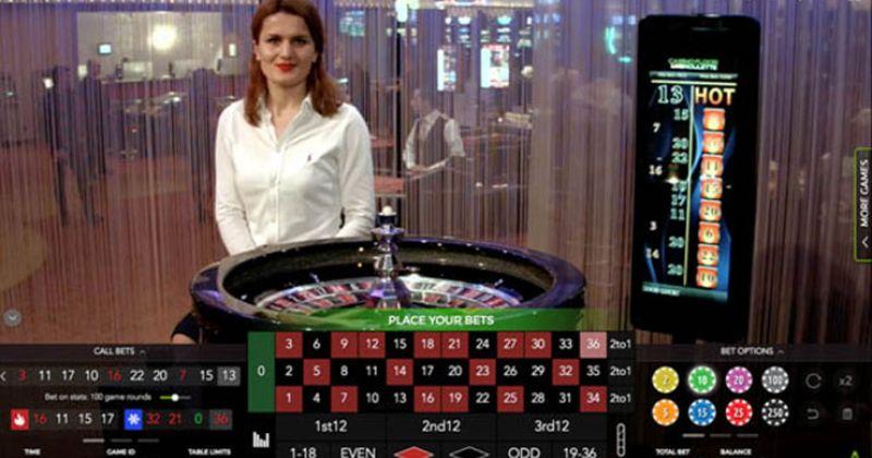 Zagraj w Casino Floor Studio automat online od Authentic Gaming za darmo już teraz | Kasynos Online