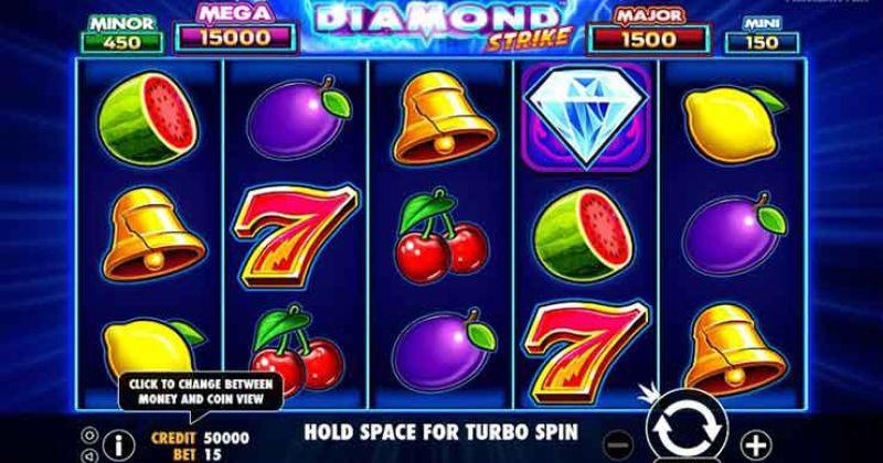 Zagraj w Diamond Strike slot online od Pragmatic Play za darmo już teraz | Kasynos Online