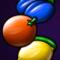 Śliwka, pomarańcza, cytryna