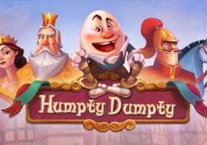 humpty dumpty slot logo