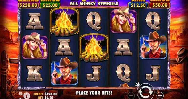 Zagraj w Mustang Gold slot online od Pragmatic Play za darmo już teraz   Kasynos Online