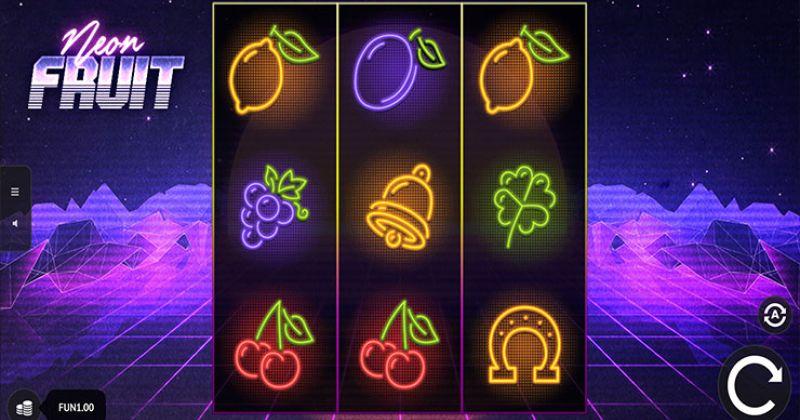 Zagraj w Neon Fruit automat online od 1x2 Gaming za darmo już teraz | Kasynos Online