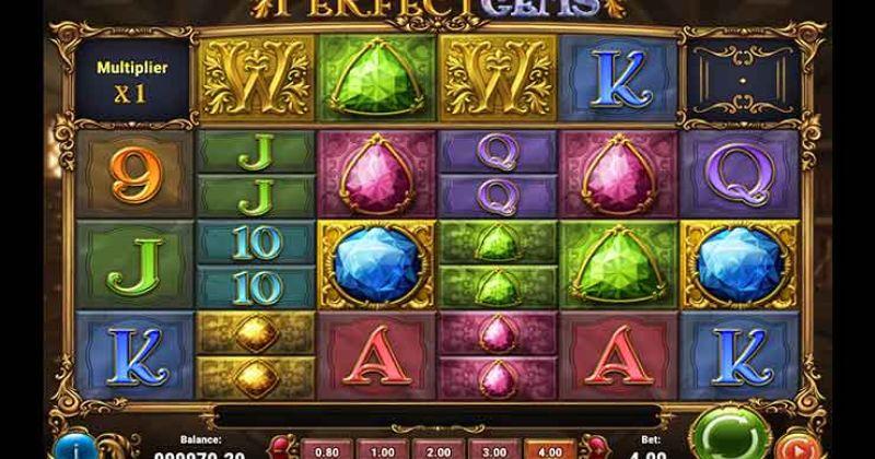 Zagraj w Perfect Gems slot online od Play'n Go za darmo już teraz | Kasynos Online