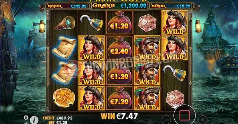 Zagraj w Pirate Gold slot online od Pragmatic Play za darmo już teraz | Kasynos Online