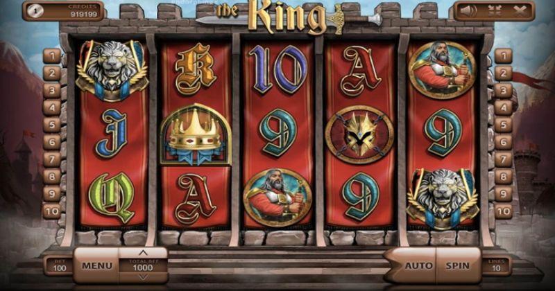 Zagraj w The King automat online od Endorphina za darmo już teraz   Kasynos Online