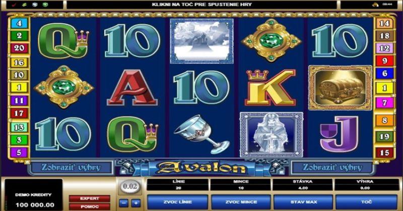 Zagraj w Avalon automat online od Microgaming za darmo już teraz   Kasynos Online
