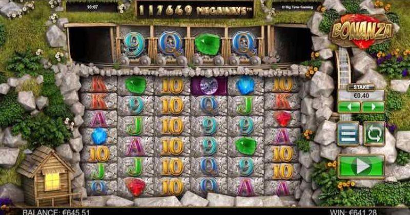 Zagraj w Bonanza Megaways automat online od Big Time Gaming za darmo już teraz | Kasynos Online