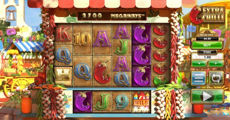 Zagraj w Extra Chilli automat online od Big Time Gaming za darmo już teraz | Kasynos Online