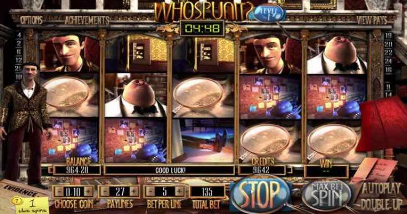 Zagraj w Who Spun It automat online od BetSoft za darmo już teraz   Kasynos Online