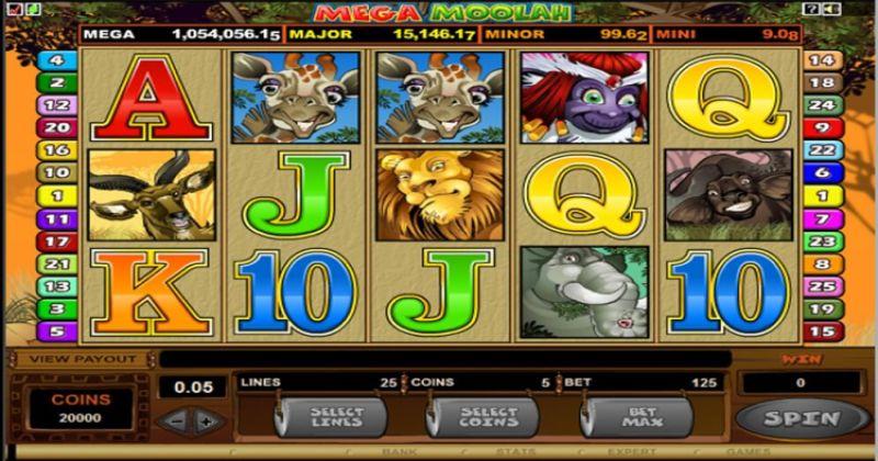 Zagraj w Mega Moolah slot online od Microgaming za darmo już teraz | Kasynos Online
