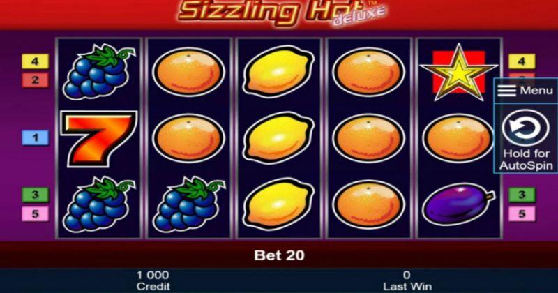 Zagraj w Sizzling Hot slot online od Green Tube za darmo już teraz | Kasynos Online