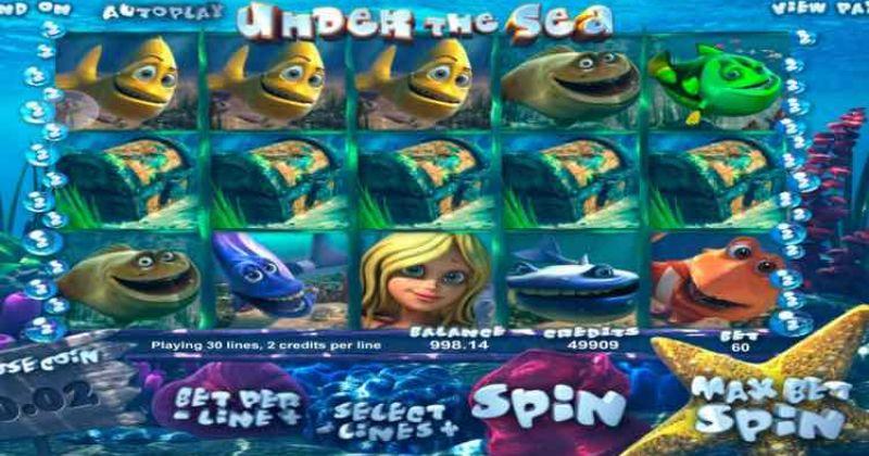 Zagraj w Under the Sea automat online od Betsoft za darmo już teraz | Kasynos Online