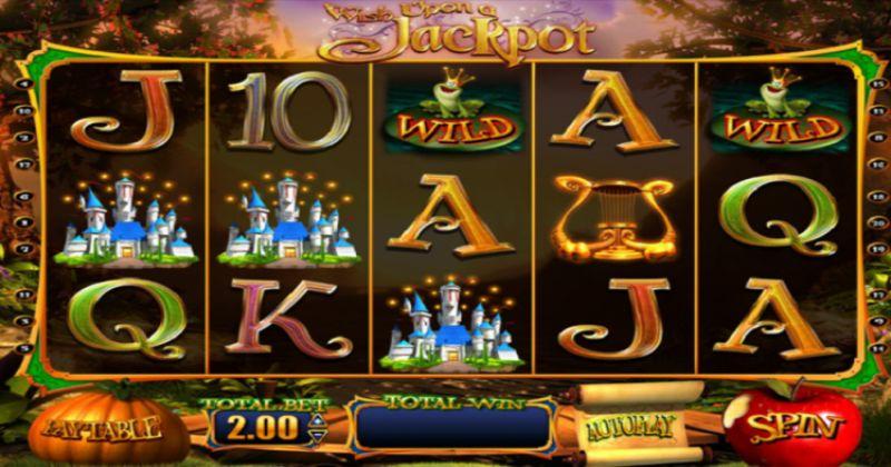 Zagraj w Wish Upon a Jackpot automat online od Blueprint Gaming za darmo już teraz | Kasynos Online