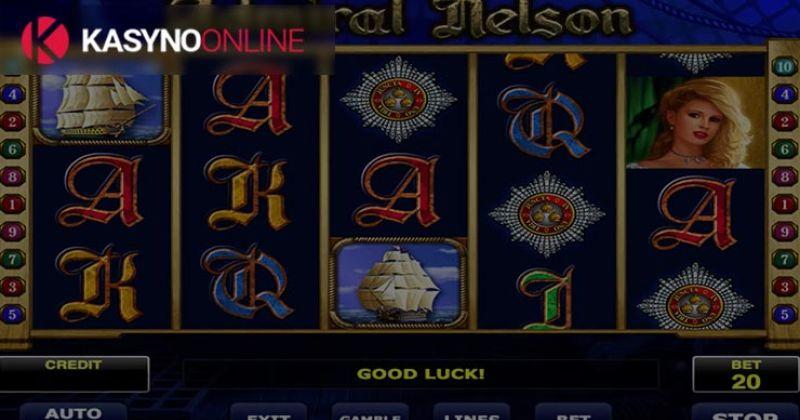 Zagraj w Admiral Nelson automat online od Amatic za darmo już teraz | Kasynos Online