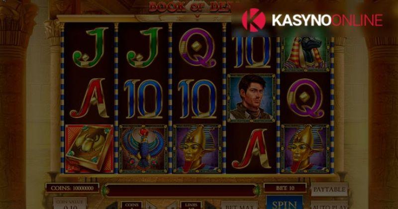 Zagraj w Book of Dead slot online od Play'N Go za darmo już teraz | Kasynos Online