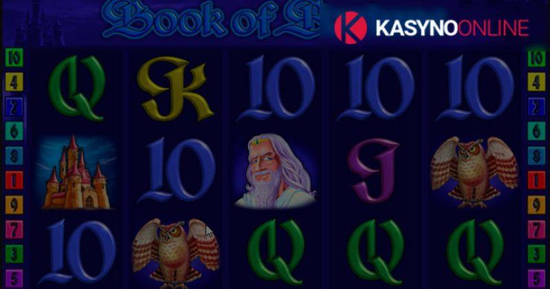 Zagraj w Book of Fortune automat online od Amatic za darmo już teraz   Kasynos Online