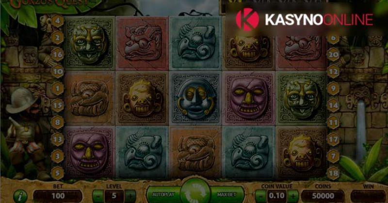 Zagraj w Gonzo's Quest slot online od NetEnt za darmo już teraz | Kasynos Online