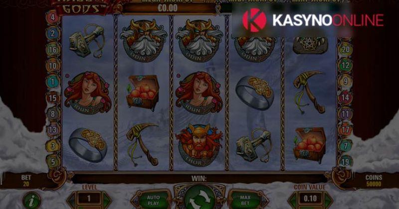 Zagraj w Hall of Gods slot online od NetEnt za darmo już teraz | Kasynos Online