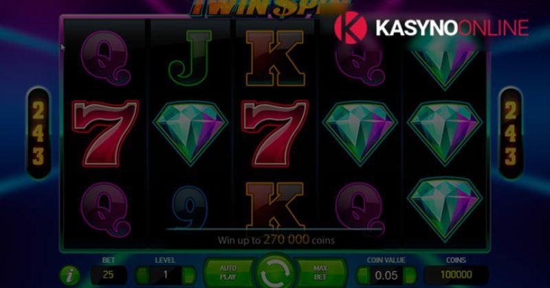 Zagraj w Twin Spin slot online od NetEnt za darmo już teraz | Kasynos Online