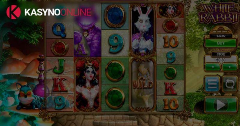 Zagraj w White Rabbit slot online od Big Time Gaming za darmo już teraz | Kasynos Online