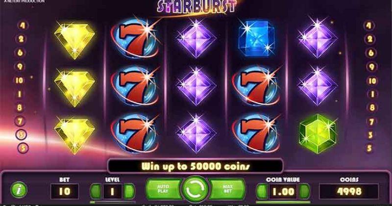 Zagraj w Starburst slot online od NetEnt za darmo już teraz | Kasynos Online