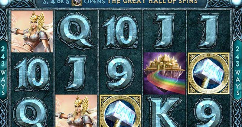 Zagraj w Thunderstruck II slot online od Microgaming za darmo już teraz | Kasynos Online