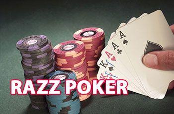 Razz Poker – zasady i układy kart