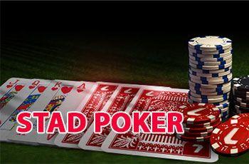 Stud Poker na 7 kart – klasyczne zasady