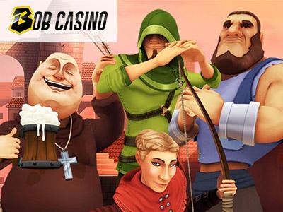 Bob Casino oferuje szeroki wybór gier online