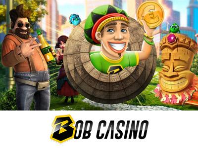 Bob Casino to klimat w stylu reggae