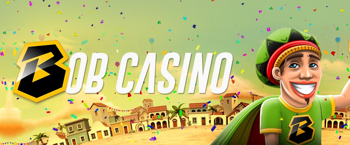Bob Casino oferuje wspaniałe bonusy