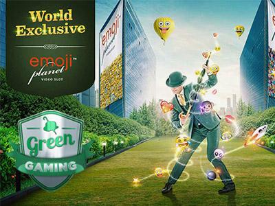Mr Green oferuje slot Emoji Planet