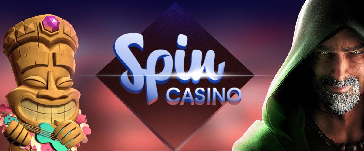 Spin Casino - Recenzja