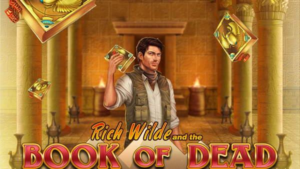 Zagraj w slot Book of Dead na prawdziwe pieniądze